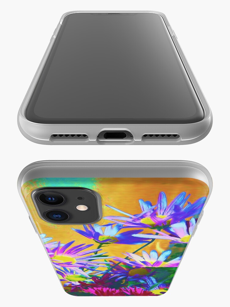 Alternate view of Flowers bloom iPhone Case & Cover