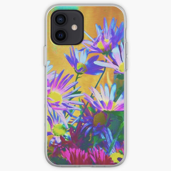 Flowers bloom iPhone Soft Case