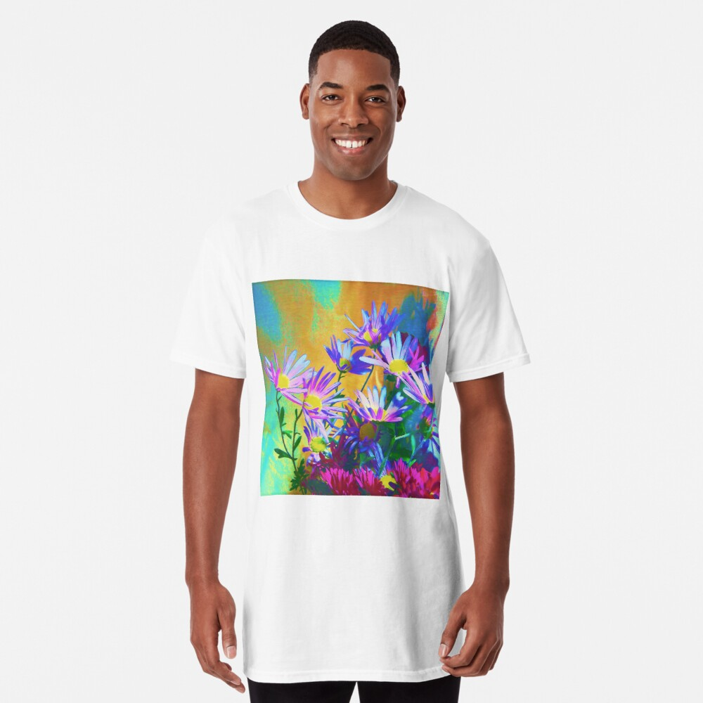 Flowers bloom Long T-Shirt