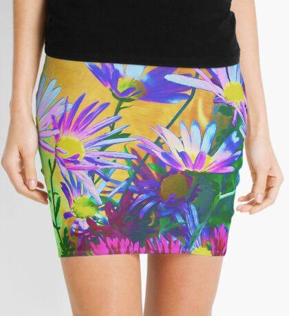 Flowers bloom Mini Skirt