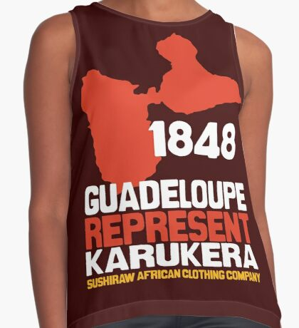 Guadeloupe 1848 Contrast Tank