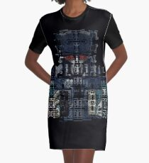 Phase-6 Circuits Graphic T-Shirt Dress