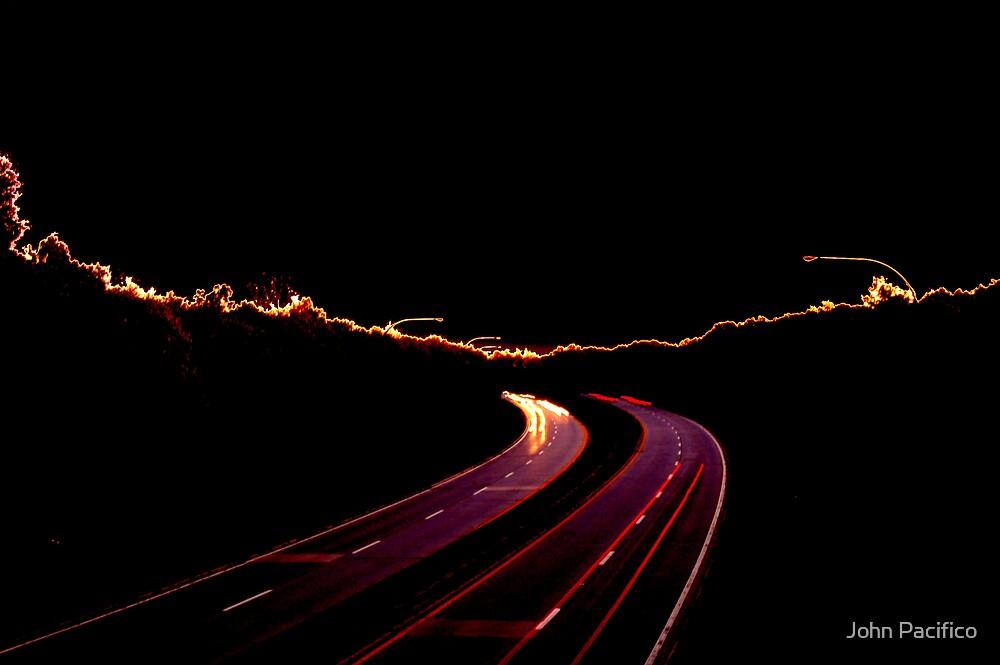 City Lights II by John Pacifico