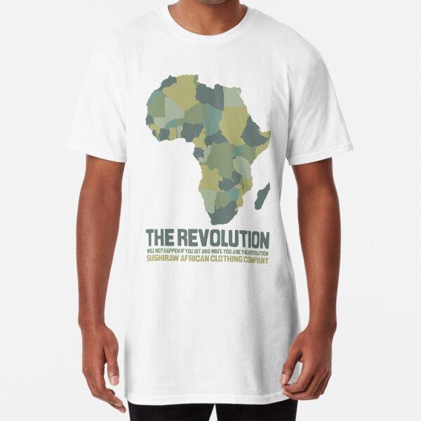The African Revolution Long T-Shirt