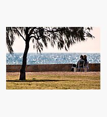 South Beach dreaming Photographic Print