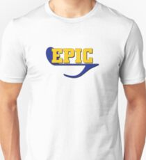 Colorful Epic With Music Note Unisex T-Shirt