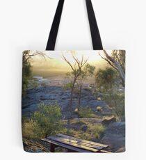 picnic location Tote Bag