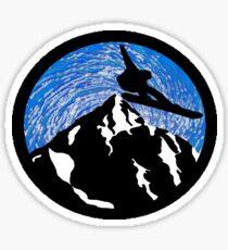Spiritual Altitude Sticker