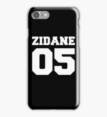 Zidane 05 iPhone Case/Skin