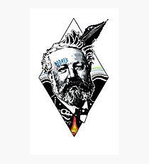 Jules Verne Photographic Print