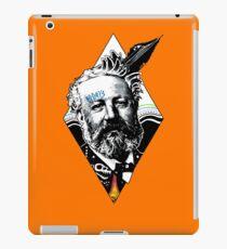 Jules Verne iPad Case/Skin