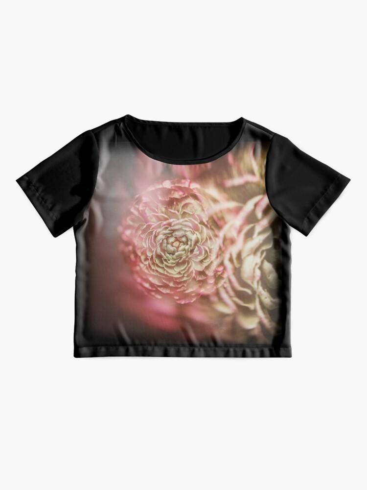 Vista alternativa de Blusa Flores de bellas artes
