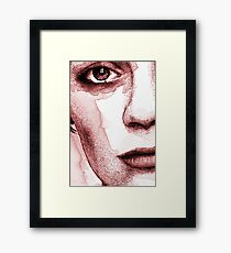 Secrets and Mystery Framed Print
