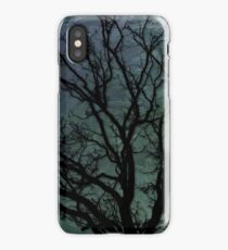 Oak & skies iPhone Case