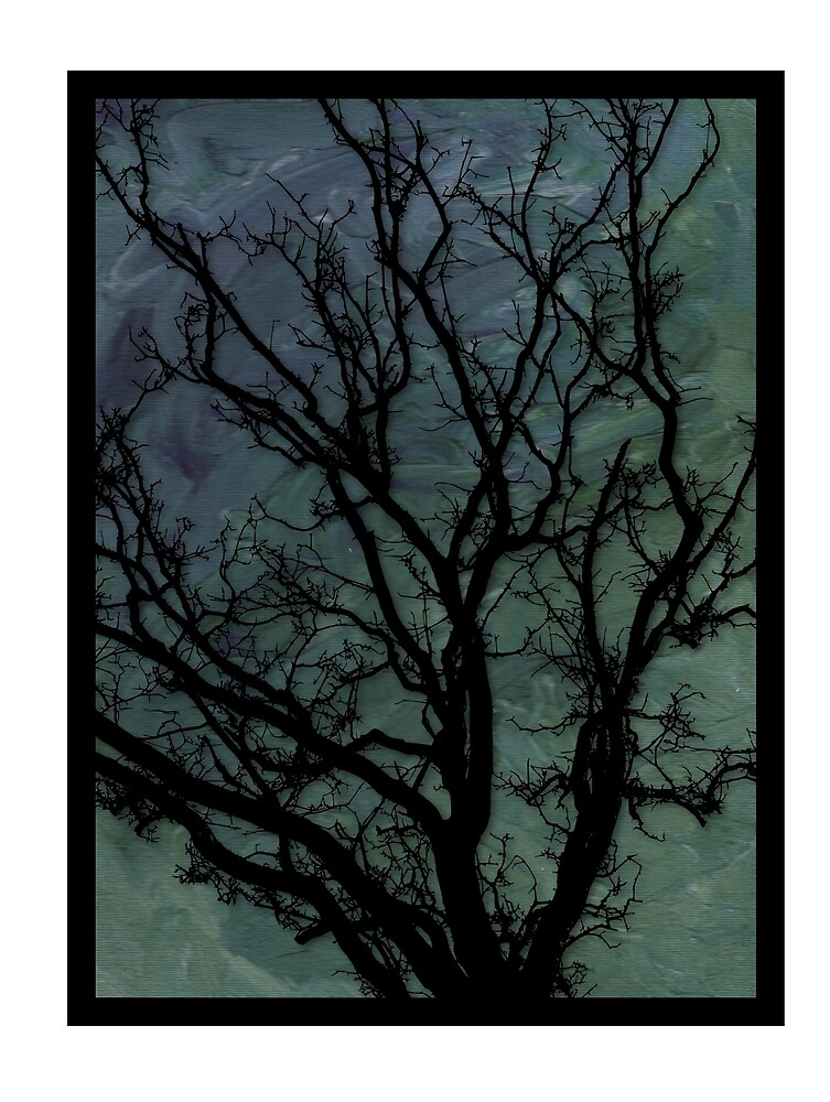 Oak & skies by Eithin