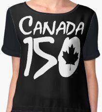 Canada 150 Chiffon Top