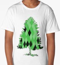 Fir Tree Long T-Shirt