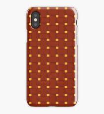 Picnic Basket Pattern iPhone Case/Skin