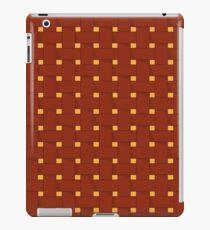 Picnic Basket Pattern iPad Case/Skin