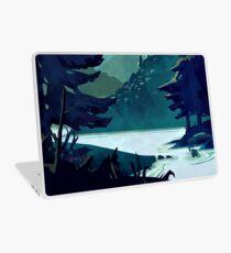 Canadian Mountain Laptop Skin