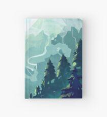 Kanadischer Berg Notizbuch
