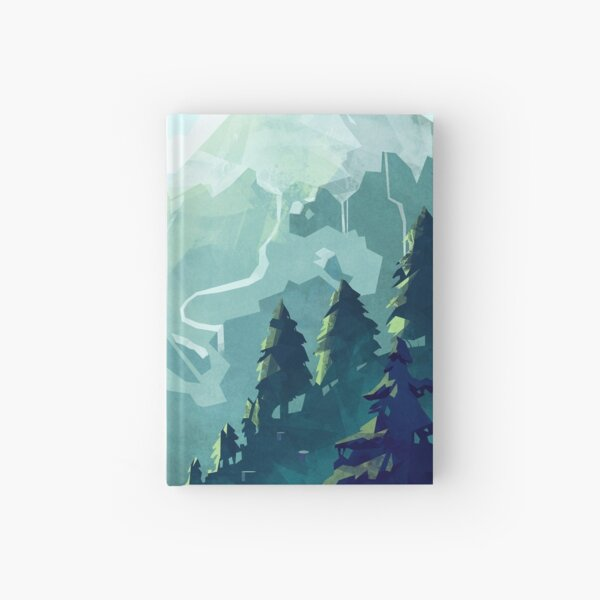 Canadian Mountain Hardcover Journal