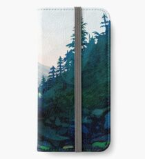 Heritage Art Series - Jade iPhone Wallet/Case/Skin