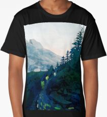Heritage Art Series - Jade Long T-Shirt