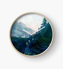 Heritage Art Series - Jade Clock