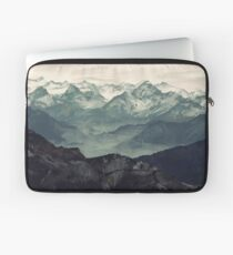 Mountain Fog Laptop Sleeve