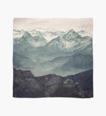 Berg Nebel Tuch