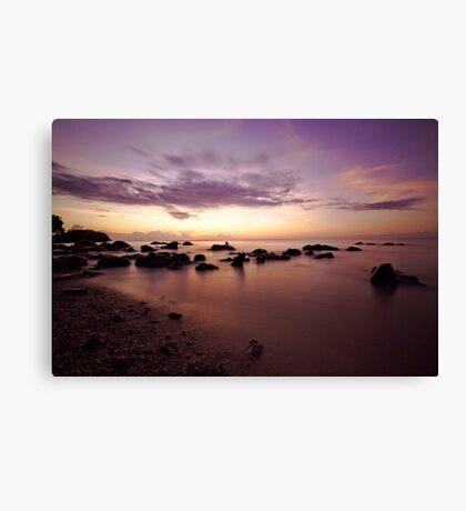 Javan Sunrise Canvas Print
