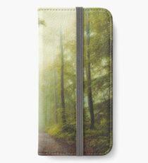 Long Forest Walk iPhone Wallet/Case/Skin