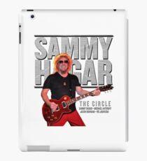 SAMMY HAGAR TOUR 2017 iPad Case/Skin