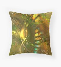 Abundance of Life Throw Pillow