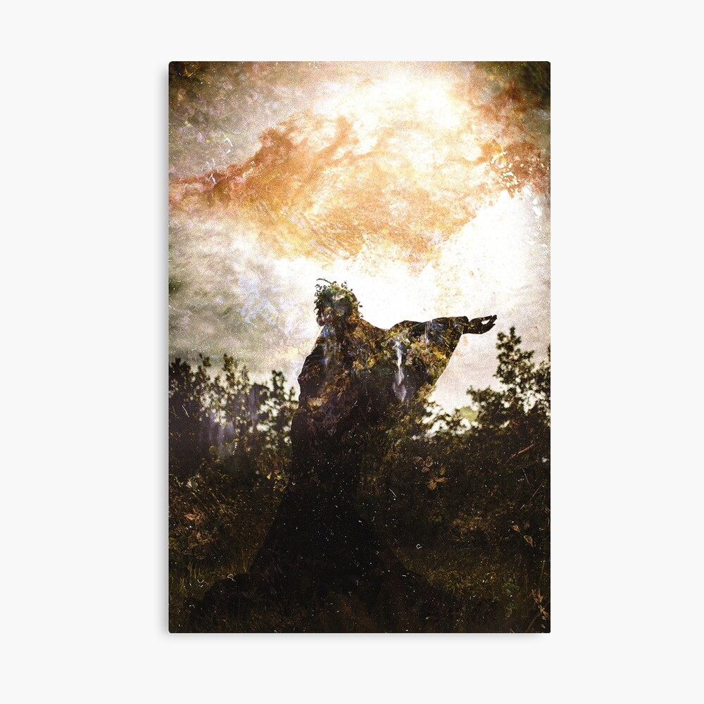 L'Augure Canvas Print