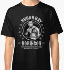 "Sugar Ray Robinson ""Legend"" Classic T-Shirt"