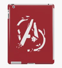 AVENGERS - CIVIL WAR SHATTERED LOGO iPad Case/Skin