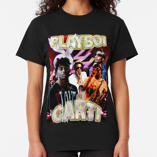 Vintage Playboi Carti Illicit Epiphany Classic T-Shirt