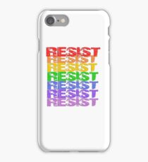 Rainbow Resist iPhone Case/Skin