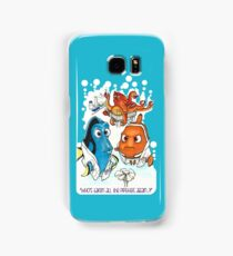 Wet lab work Samsung Galaxy Case/Skin
