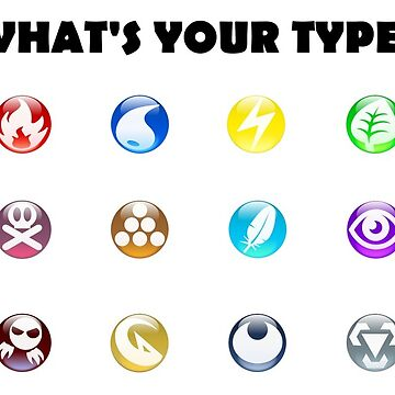 What's Your Pokemon Type? by bluelily01