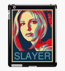 Buffy the Vampire Slayer - Obama Poster iPad Case/Skin