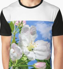 Springtime - Blooming tree - 8 Graphic T-Shirt