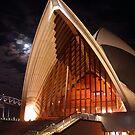 Concert Hall by Gino Iori
