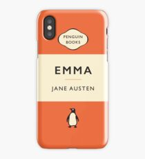 Penguin Classics Emma iPhone Case/Skin
