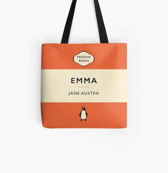 Penguin Classics Emma All Over Print Tote Bag