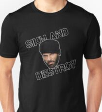 Sikh and Destroy T-Shirt