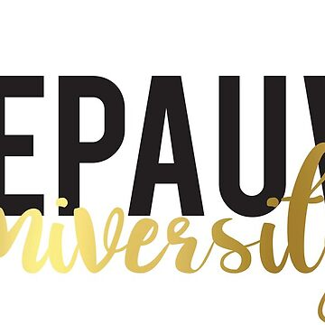 Depauw University by enmphotography