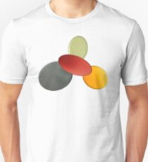 Playful colours Unisex T-Shirt